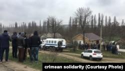 Обыски в Крыму, 27 марта 2019 год