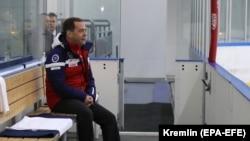 Дмитрий Медведев, заместитель председателя Совета безопасности России.