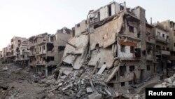 Илустрација: Сирија.