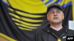 В'ячеслав Пономарьов, який називає себе «мером Слов'янська»