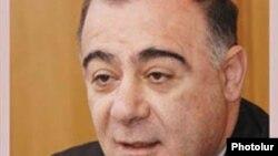 Գյումրիի քաղաքապետ Սամվել Բալասանյանը