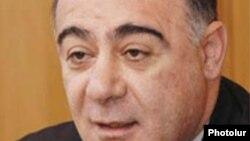 Գյումրիի քաղաքապետ Սամվել Բալասանյան