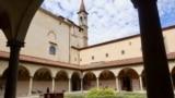 Vedere a Mânăstirii San Marco la Florența
