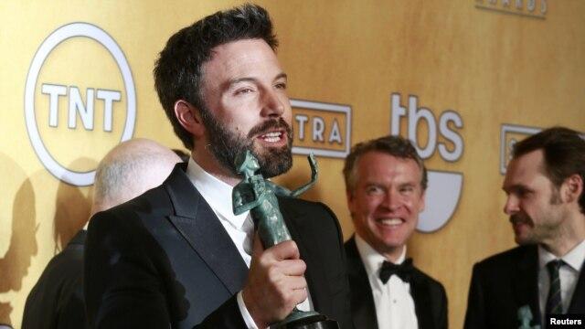 """Argo"" director ben Affleck"