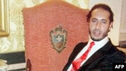 Саади Гадафи.