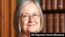 Միացյալ Թագավորության Գերագույն դատարանի նախագահ Բրենդա Հեյլ, արխիվ