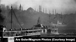 İstanbul. 1975. A.Gülərin fotosu