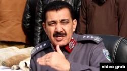 د کابل امنیه قوماندان عبدالرحمان رحیمي