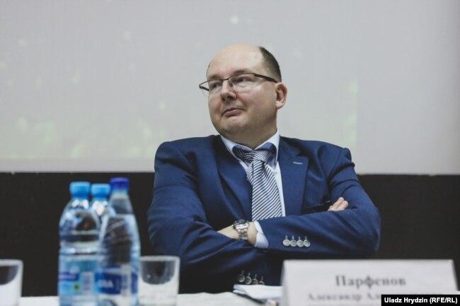 Аляксандар Парфёнаў