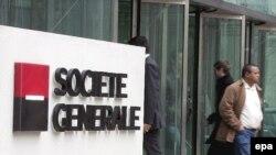 Cкандал в крупнейшем банке Франции отразился на его акциях, которые тянут за собой вниз французский рынок