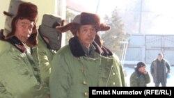 Өзгөндөгү жергиликтүү эл менен чатакташкан кытай жумушчулары, 9-январь, 2013-жыл