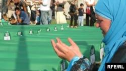 Последна молитва за жртвите во Сребреница
