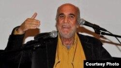 مقداد عبد الرضا يتحدث في مهرجان أيام الثقافة العراقية في ستوكهولم