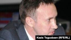Заместитель генерального прокурора Казахстана Андрей Кравченко.