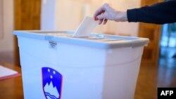 Քվեարկություն Սլովենիայի հանրաքվեում, 20-ը դեկտեմբերի, 2015թ․