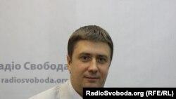 В'ячеслав Кириленко, лідер партії «За Україну!», народний депутат він НУНС
