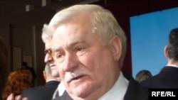 """Бывший президент Польши, лидер """"Солидарности"""" Лех Валенса"""