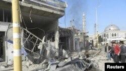 Homs (foto arkivi)