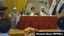 علماء دين في مؤتمر للتقريب بين المذاهب