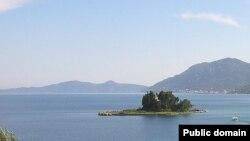 Ostrvo u Grčkoj