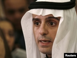Saudi Ambassador Adel al-Jubeir was reportedly a strong backer of U.S. action against Iran.