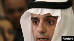 Saudi Arabia's ambassador to the United States, Adel al-Jubeir