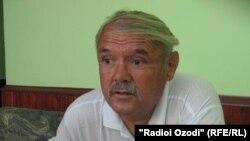 Салим Шамсиддинов, лидер узбекской общины в Таджикистане.