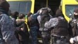 Scuffles And Arrests In Kazakhstan Over Capital Name Change