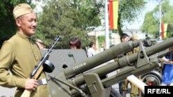 Victory Day in Bishkek