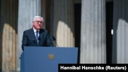 Președintele Germaniei Frank Walter Steinmeier