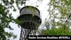 Башня Шухова в Часовом Яре