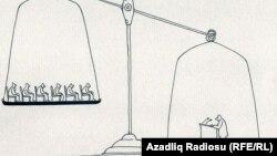 Tereziniň karikaturasy