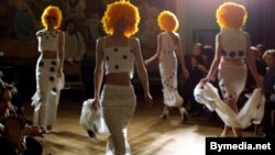The Fashion Mill festival, Belarus's premier fashion event, was organized by Sasha Varlamau.