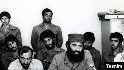 Javad Mansouri in 1979