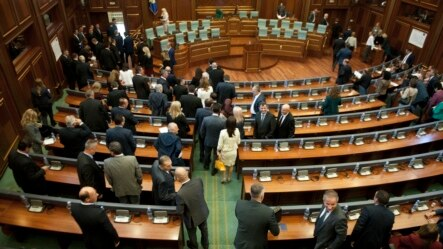 Skupština Kosova, 18. septembar 2014.