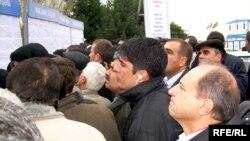 Bakıda əmək yarmarkası - 2007