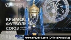 Кримський футбольний союз, ілюстраційне фото