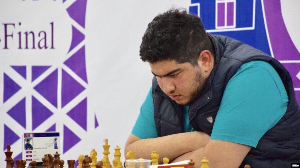 تاریخسازی پرهام مقصودلو در شطرنج جوانان جهان