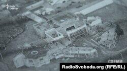 Архівне фото зруйнованого нині театру в Житомирі