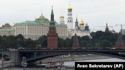 Москва, Кремль (архивное фото)