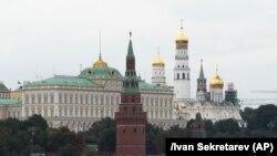 Московский Кремль. Иллюстрационное фото