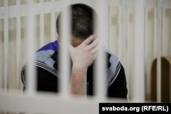 Суд у «справе Коржыча», адзін з абвінавачаных, 8 жніўня
