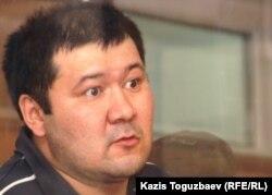 Алмаз Игиликов сот отурумунда, Алматы 2011-жылдын 11-июлу