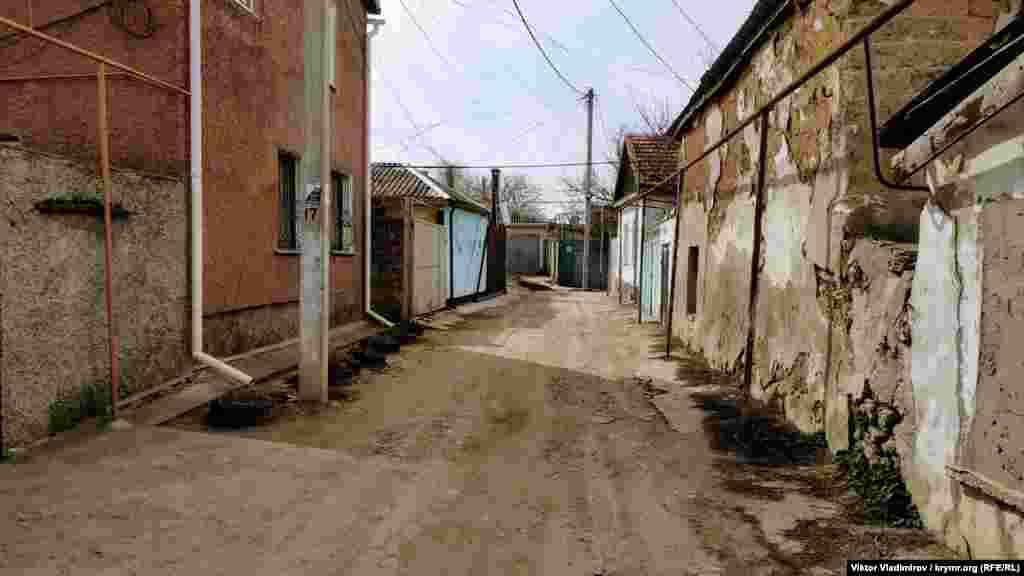 В прошлом здесь преимущественно жили крымские татары – коренной народ полуострова