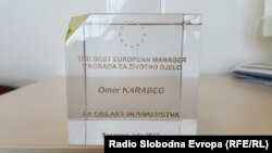 Nagrada Omeru Karabegu