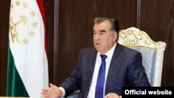 Эмомаль Раҳмон
