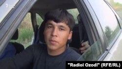 Житель Шахритузского района Хатлонской области РТ, занимающийся частным извозом на узбекско-таджикской границе.