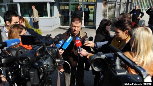 Niko nije pitao prava pitanja: Edin Ramulić