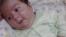 Пятимесячный таджикский младенец Умарали Назаров, который скончался в больнице Санкт-Петербурга после того, как его разлучили с матерью.