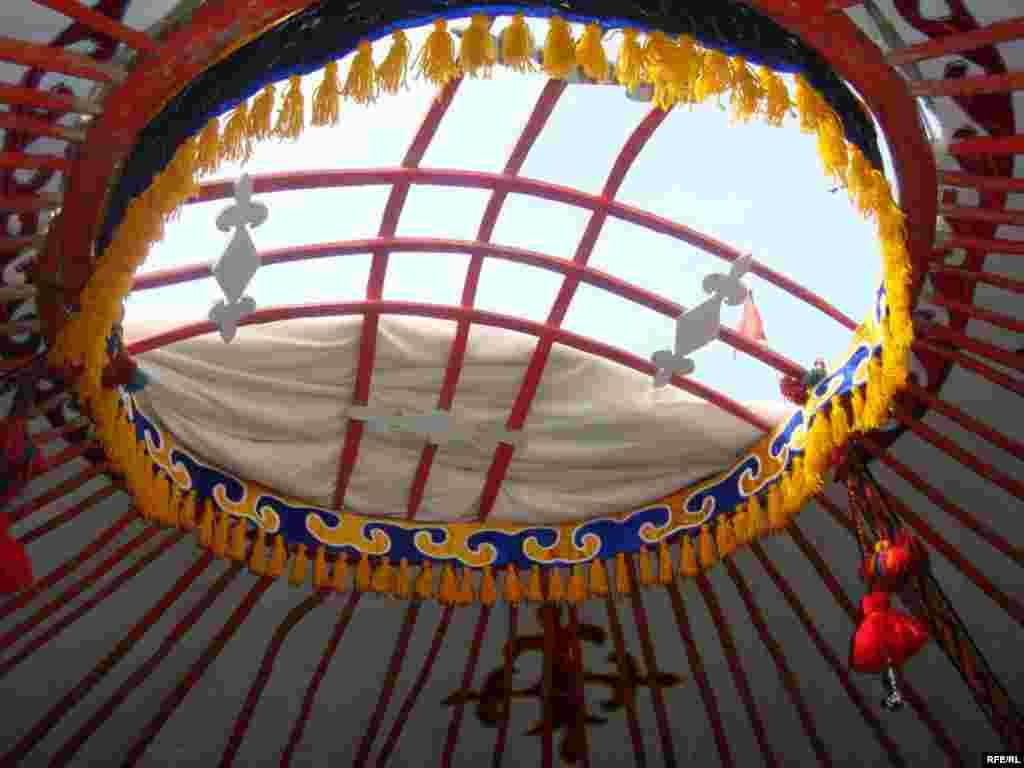 Многообразие кыргызского орнамента #7